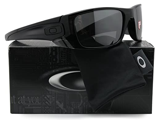 Oakley OO9096-83 Fuel Cell Gafas de sol polarizadas, color negro ...