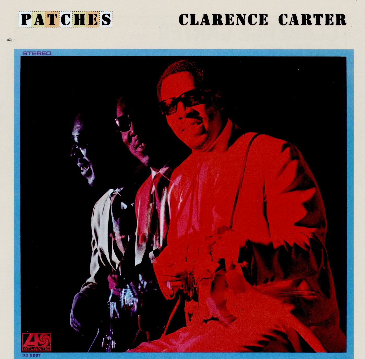 CARTER, CLARENCE - Patches - Amazon.com Music