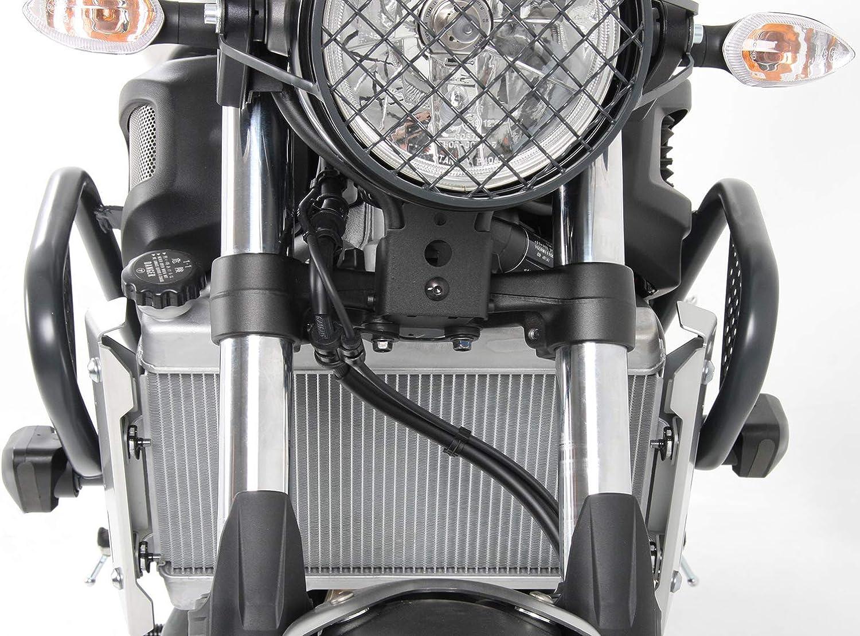 XSR 700 Xtribute 2016- Hepco/&Becker Motorschutzb/ügel anthrazit f/ür Yamaha XSR 700