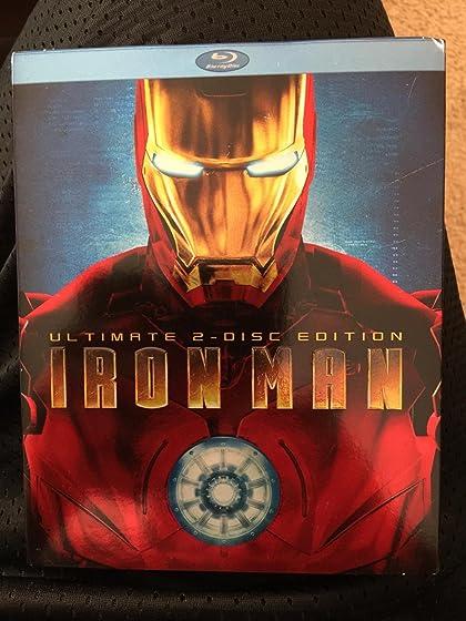 Iron Man Starts up just fine
