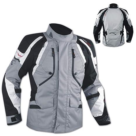 Offroad Moto chaqueta impermeable Turismo CE aprobó Salidas ...