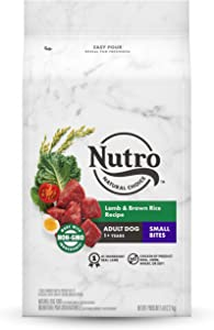 Nutro Natural Choice Small Bites Adult Dry Dog Food, Lamb & Chicken
