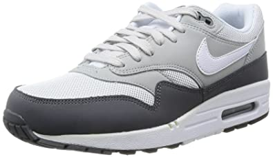 hot sale online 0d9e7 ab765 Nike Air Max 1 Essential - Dusty GreyVolt - 537383 070 UK12