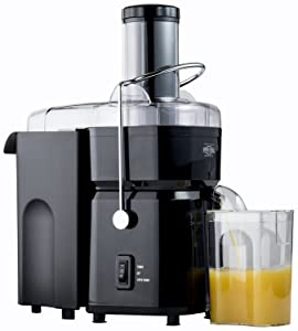 Nutri-Stahl Juicer Machine - 700W Fruit and Vegetable Extractor