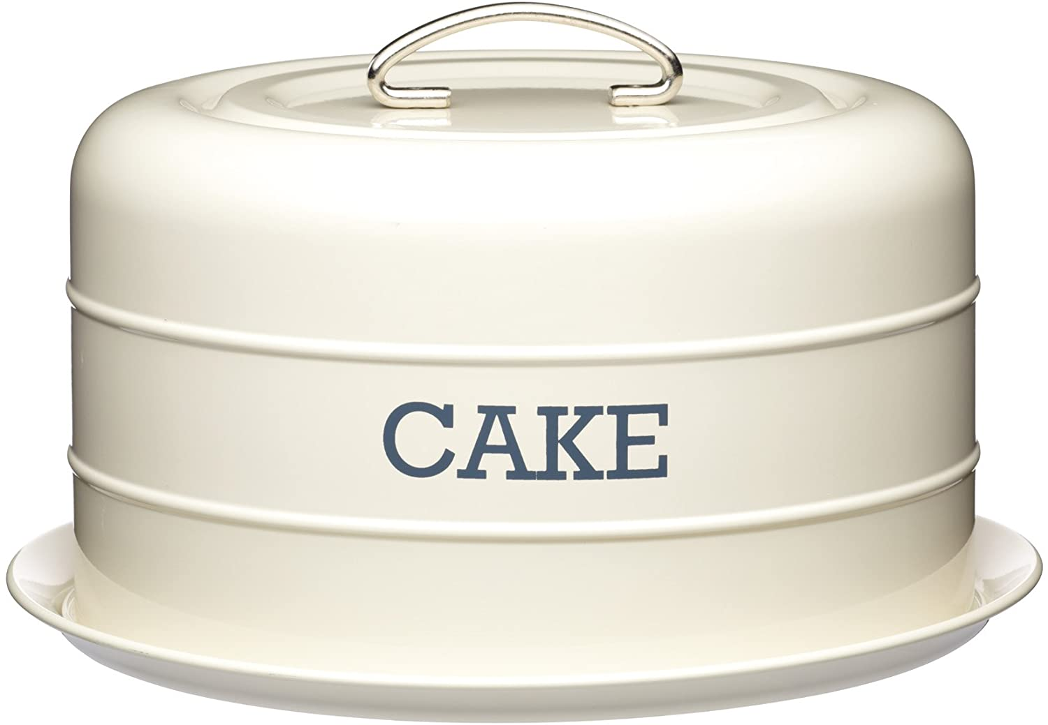 Vintage Airtight Domed Cake Tin