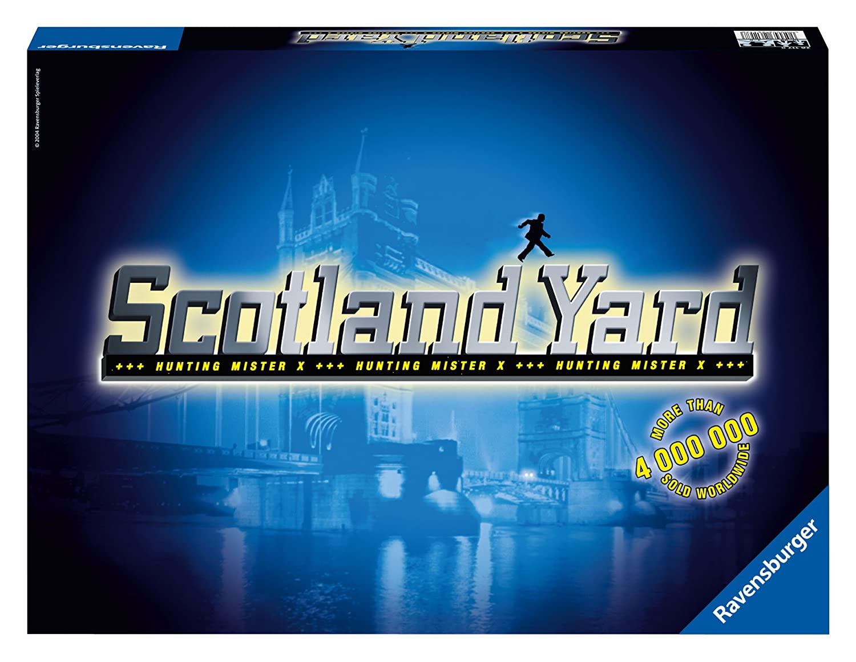 Ravensburger Scotland Yard MN017-109 B00005NZVL 9to11 12to16
