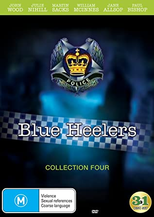 Blue Heelers Collection 4