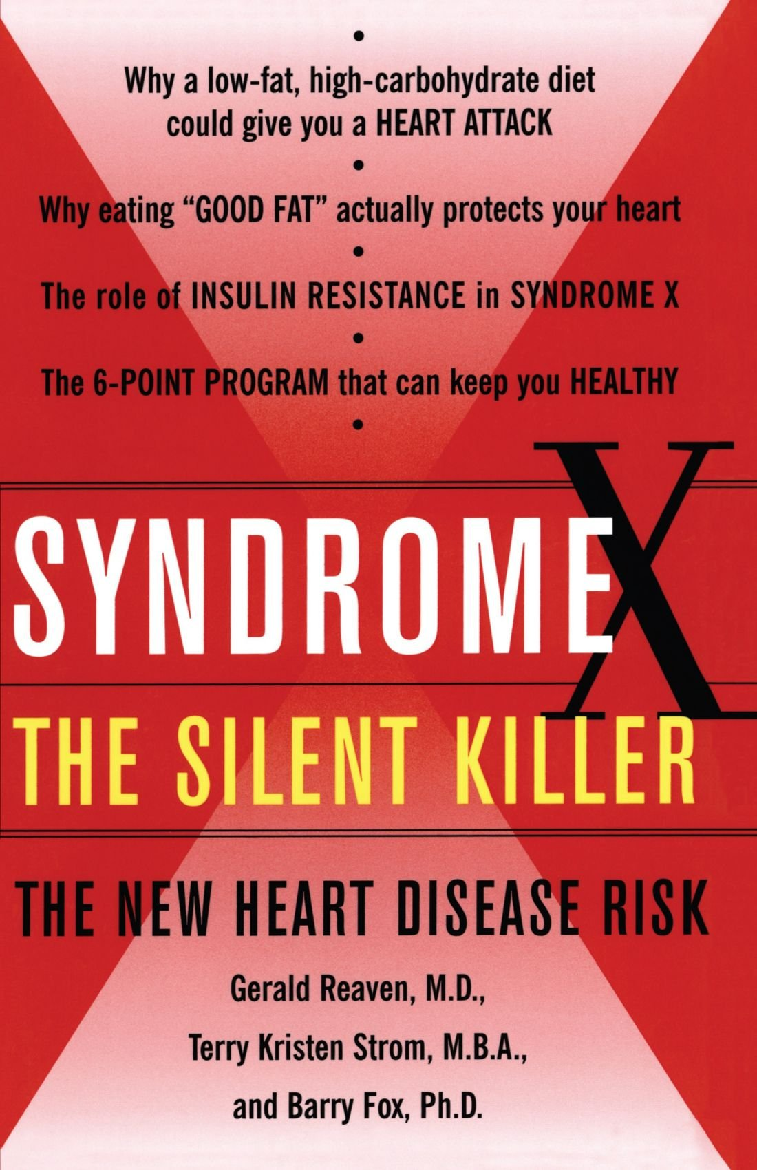 what is syndrome x diet