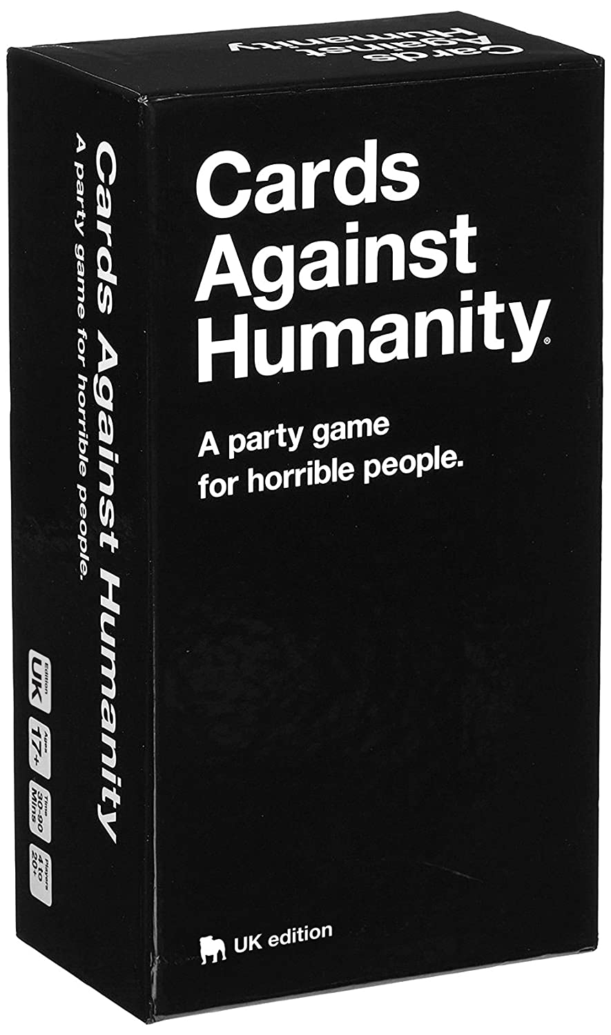 Image of: Combinations Cards Against Humanity Uk Edition Llc Cards Against Humanity Amazoncouk Toys Games Unilad Cards Against Humanity Uk Edition Llc Cards Against Humanity