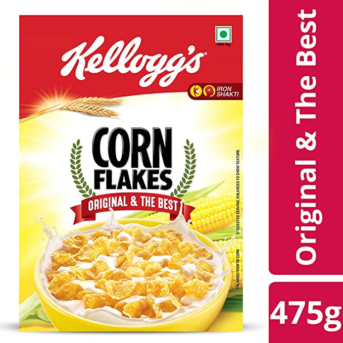 Kelloggs corn flakes promotional giveaways