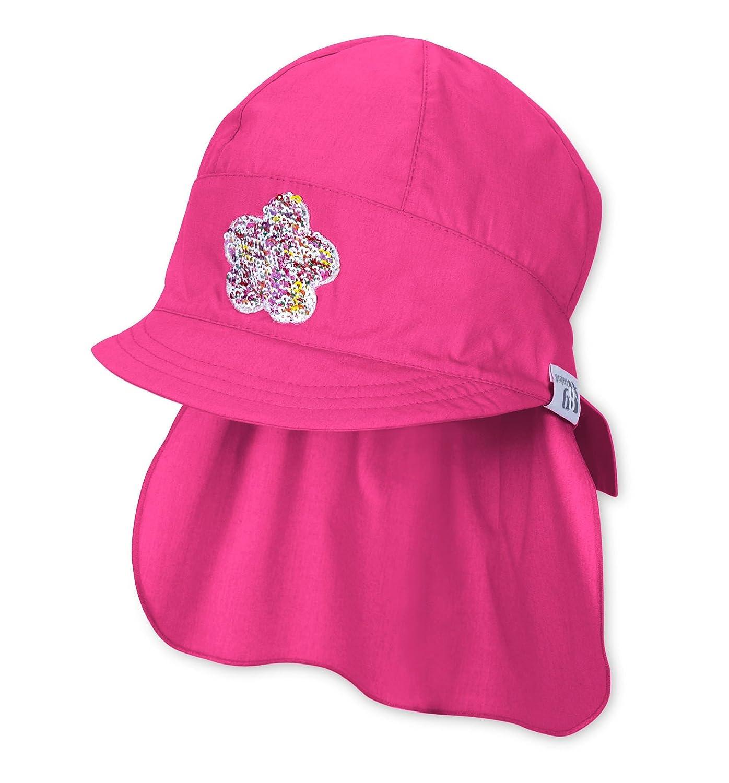 Sterntaler Kinder-Schirmmütze Farbe Pink Gr. 49 14320