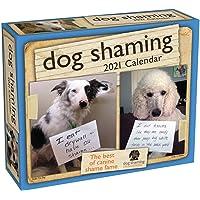Dog Shaming 2021 Day-to-Day Calendar