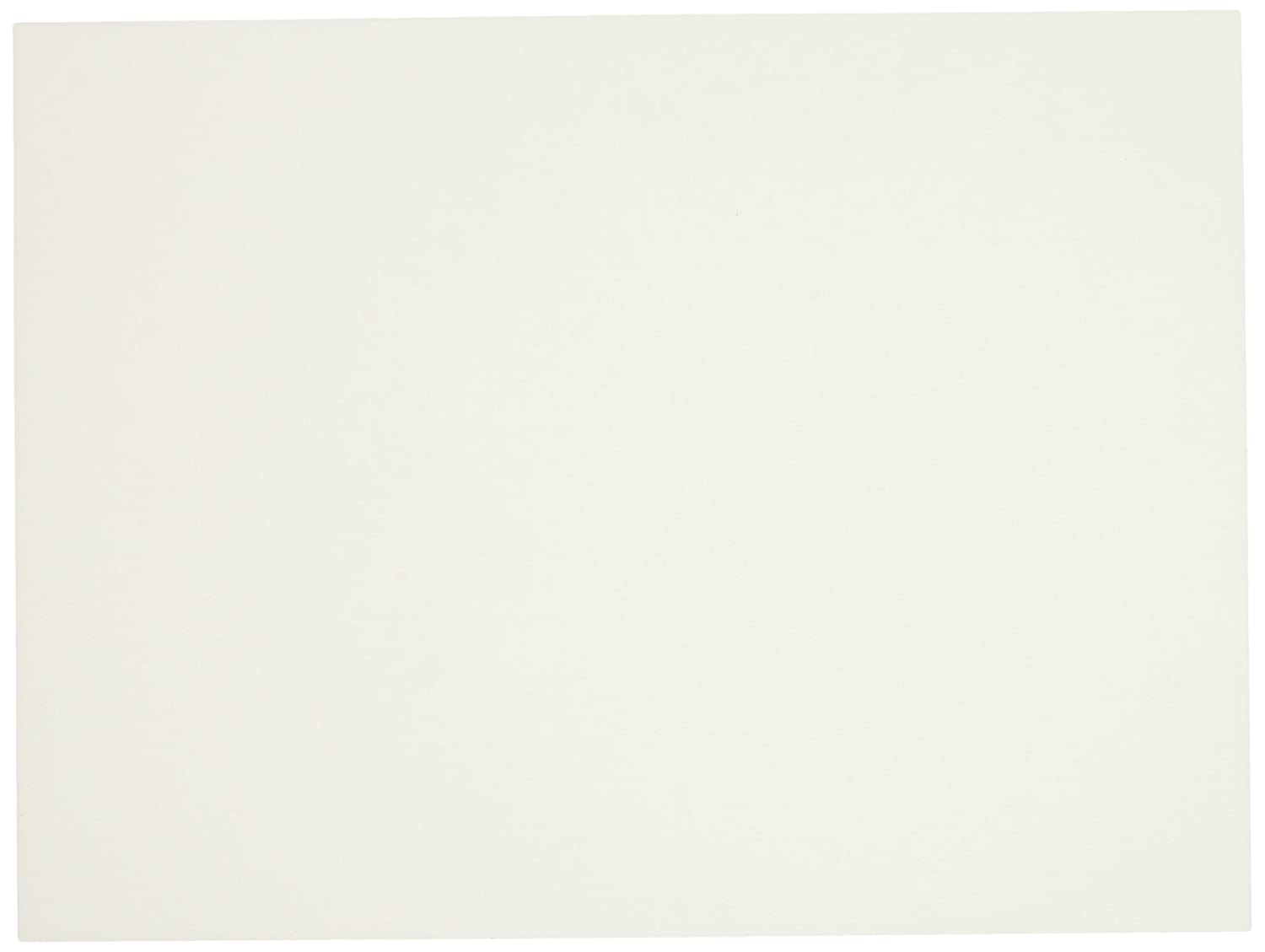 Sax Watercolor Paper - 90 lb - 9 x 12 inches - Pack of 500 - White School Specialty 408401
