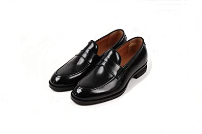 59764a6a017 Christian Carano Genuine Leather Formal Shoes (Loafers) Made in Japan (7