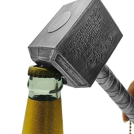 Amazon.com: QIHANG-US Funny Thor - Abridor de botellas de ...