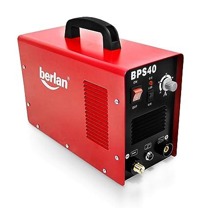Berlan BPS40 - Sistema de corte por plasma, 230 V, ...