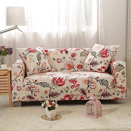 Amazon.com: yazi Contemporary Sofa Slipcover Stretch Fit Furniture ...