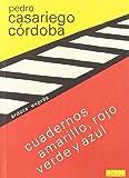 Cuadernos amarillo, rojo, verde y azul (Árdora exprés)