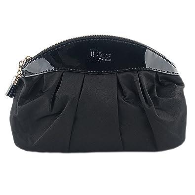 official photos 52bbd 775df Christian Dior クリスチャンディオール ポーチ コスメポーチ 化粧ポーチ 小物入れ ブラック 並行輸入品 AMI379