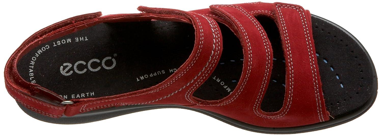Ecco Shoes Breeze Triple Velcro, Damen Sandalen