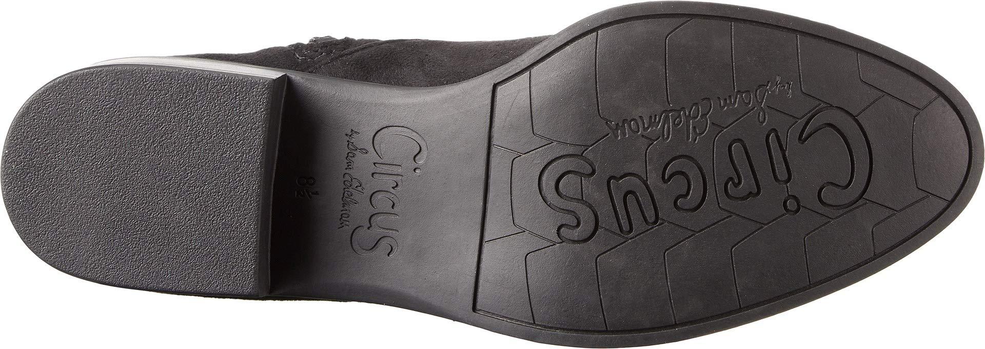 Circus by Sam Edelman Women's Peyton Over The Knee Boot, Black, 7.5 M US by Circus by Sam Edelman