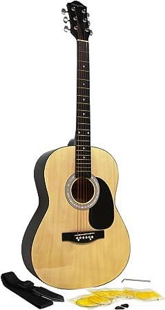 Martin Smith Acoustic Guitar (W-100-N-PK)