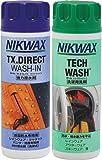 ニクワックス(NIKWAX) ツインパック 【洗剤】 【撥水剤】 EBEP01