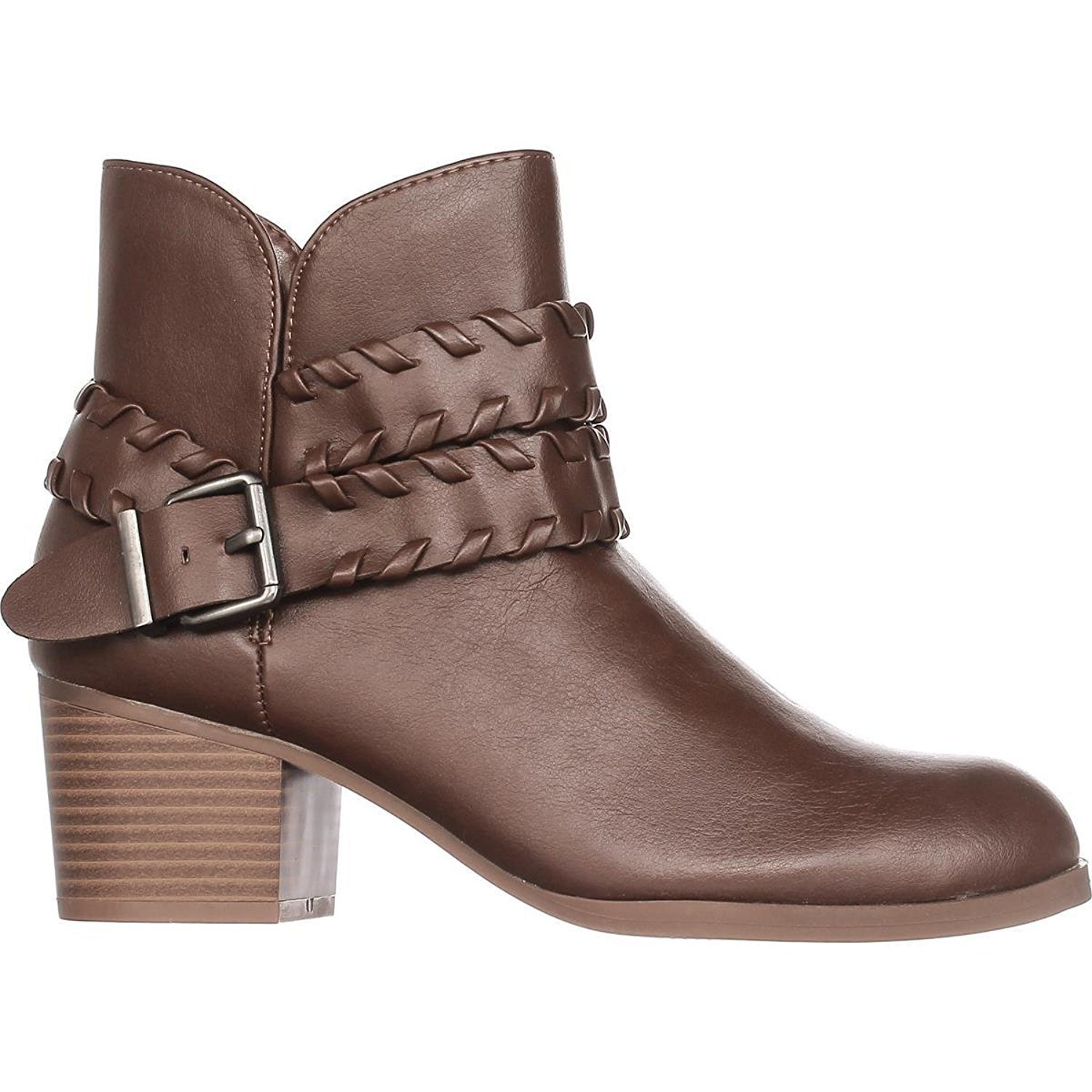 Style & Co. Womens Dyanaa Closed Toe Ankle Fashion Boots, Barrel, Size 7.0 by Style & Co. (Image #3)