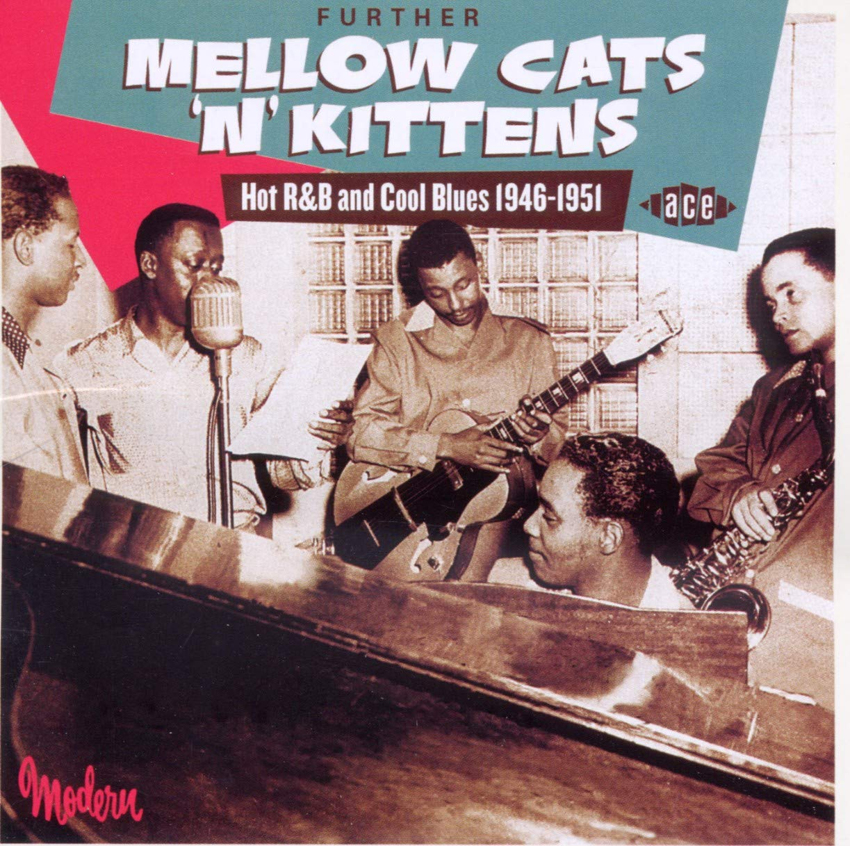 Further Mellow Cats 'N' Financial sales sale Cheap mail order sales Kittens: Hot and Blues Cool 1946-195 RB