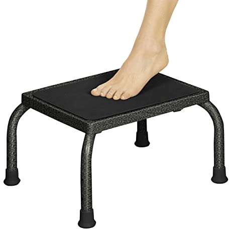 Excellent Amazon Com Vive Heavy Duty Foot Stool Bariatric Step Caraccident5 Cool Chair Designs And Ideas Caraccident5Info