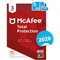 McAfee Total Protection - 3 Dispositivos