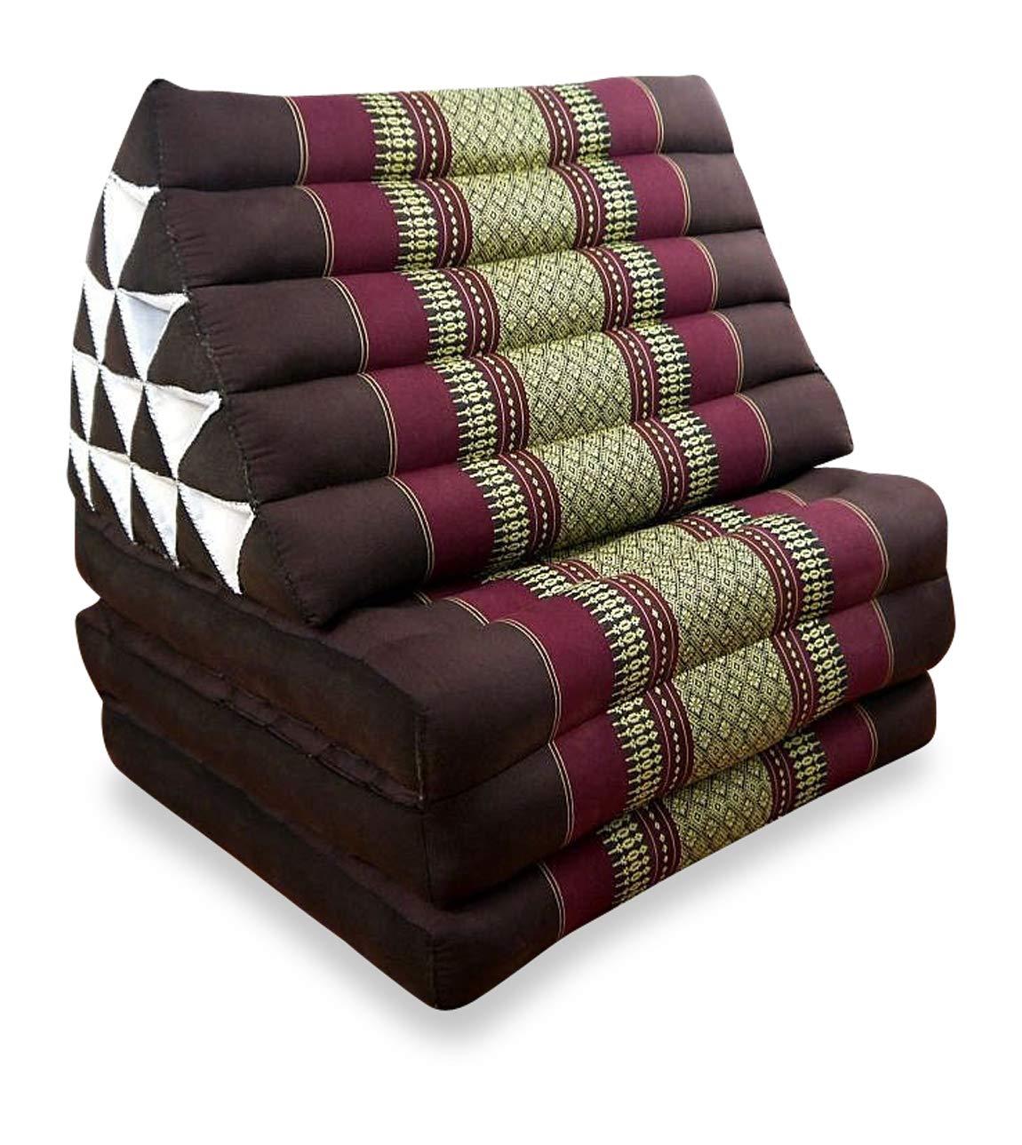 Amazon.com: Asia wohnstudio 3 Fold con extragrande triángulo ...