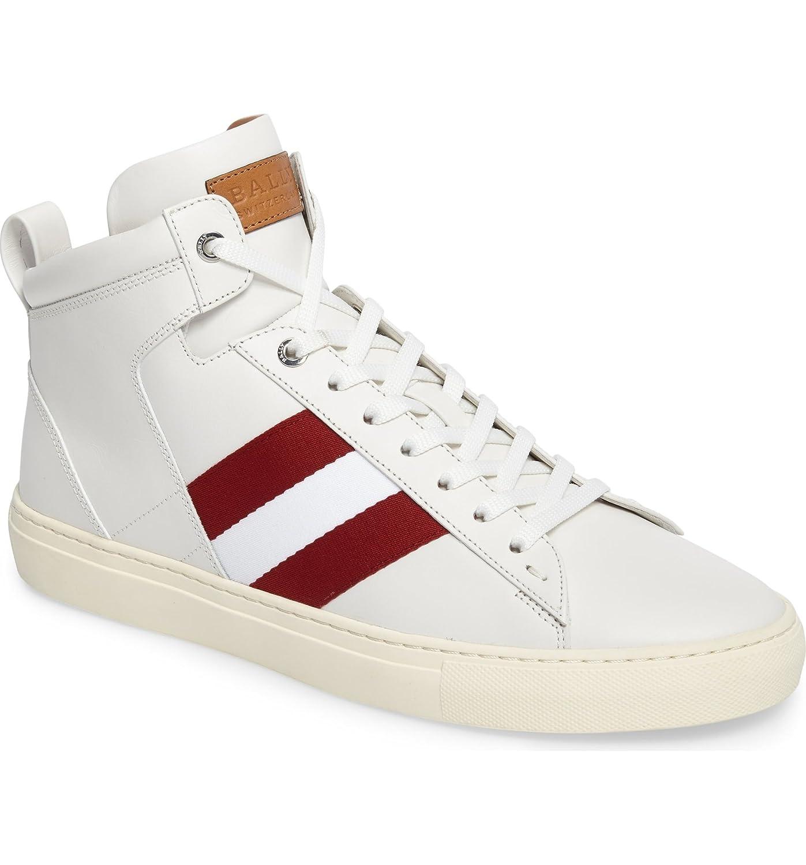[バリー] メンズ スニーカー Bally Hedern Sneaker (Men) [並行輸入品] B07DTL43NN