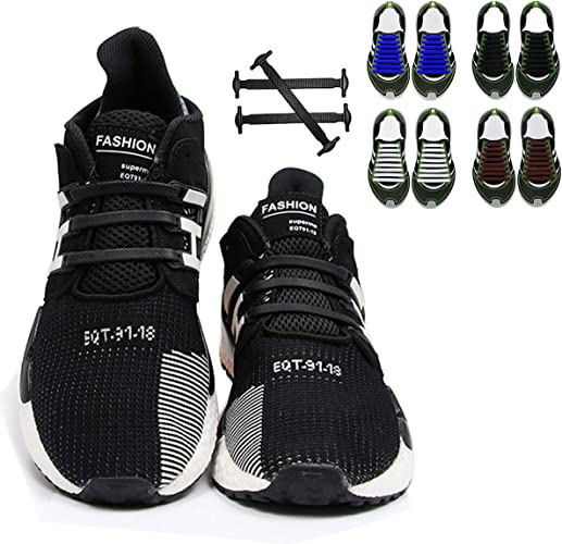 Flat Shoe Flat Shoelaces Sport Elastic Shoe Laces shoestring For Kids and Adult