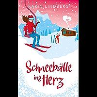 Schneebälle ins Herz: Winterlicher Liebesroman (German Edition)