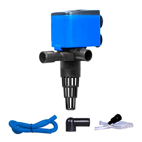 Jajale Water Pump Submersible Internal Aquarium Powerhead Ultra Quiet For.. And To Have A Long Life. Pet Supplies
