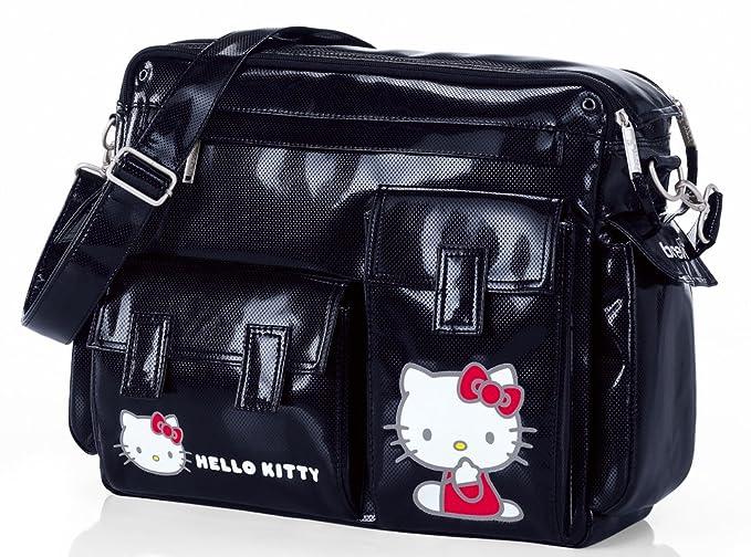 8 opinioni per Brevi Borsa Fasciatoio, di Hello Kitty, Blu