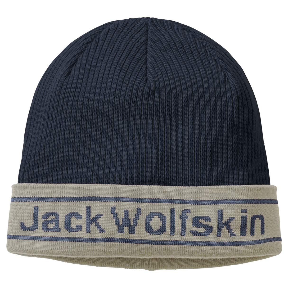 Mütze JACK WOLFSKIN Pride Knit Cap 1907261 Pinewood