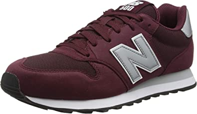 pétalo adolescente policía  New Balance Men's 500 Core Trainers: Amazon.co.uk: Shoes & Bags