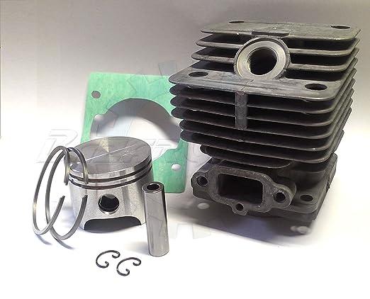 Cilindro y pistón Oleo-Mac 740 - 440 BP Efco 8400 - 8405-stark 40 ...