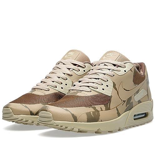sale retailer 267f4 e0715 Nike Air MAX 90 UK Camo SP - Hemp/Military Brown Trainer Size 42.5 EUR:  Amazon.es: Zapatos y complementos