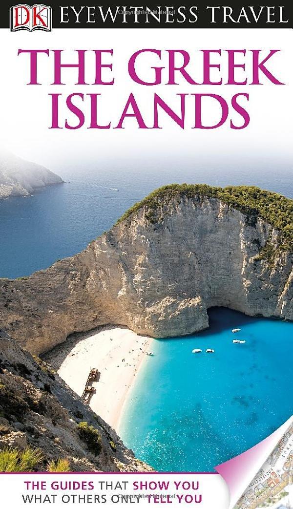 DK Eyewitness Travel Guide  Greek Islands  Marc Dubin 61e4e08114d