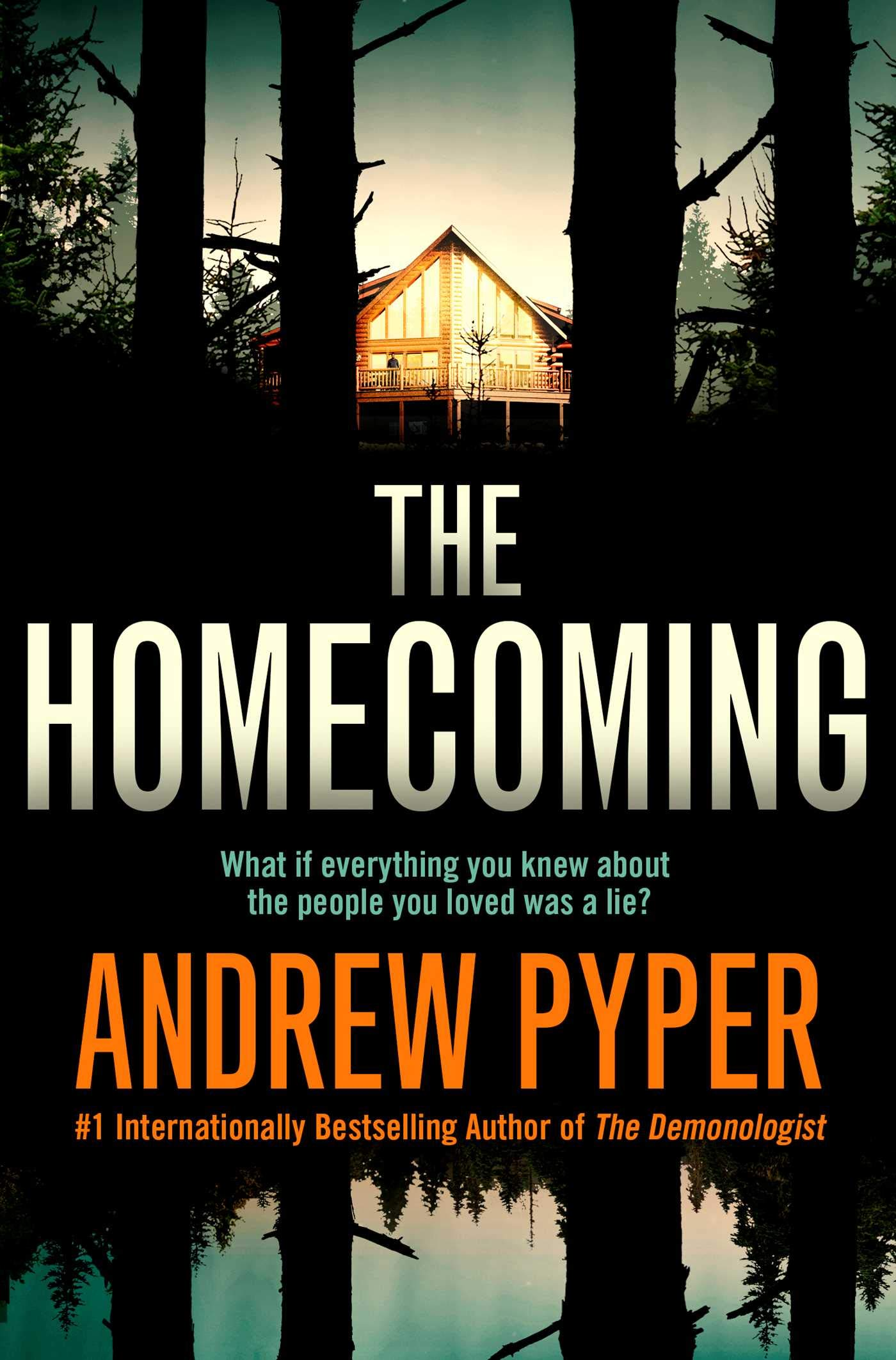 Image result for andrew pyper the homecoming review