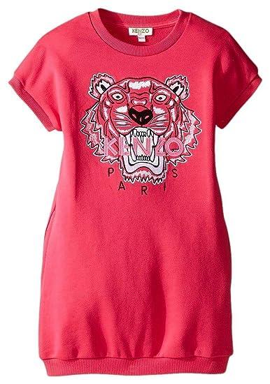 099fb7494cd6 Amazon.com  Kenzo Kids Girls  Tiger 22 Dress  Clothing