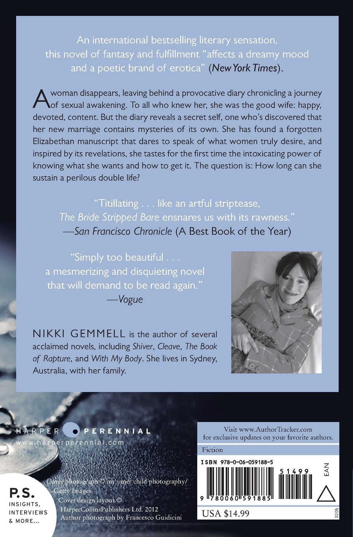 Amazon: The Bride Stripped Bare: A Novel (9780060591885): Nikki  Gemmell: Books