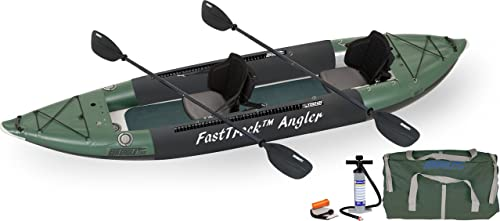 Sea Eagle 385fta Fasttrack Inflatable Kayak Pro Angler Package