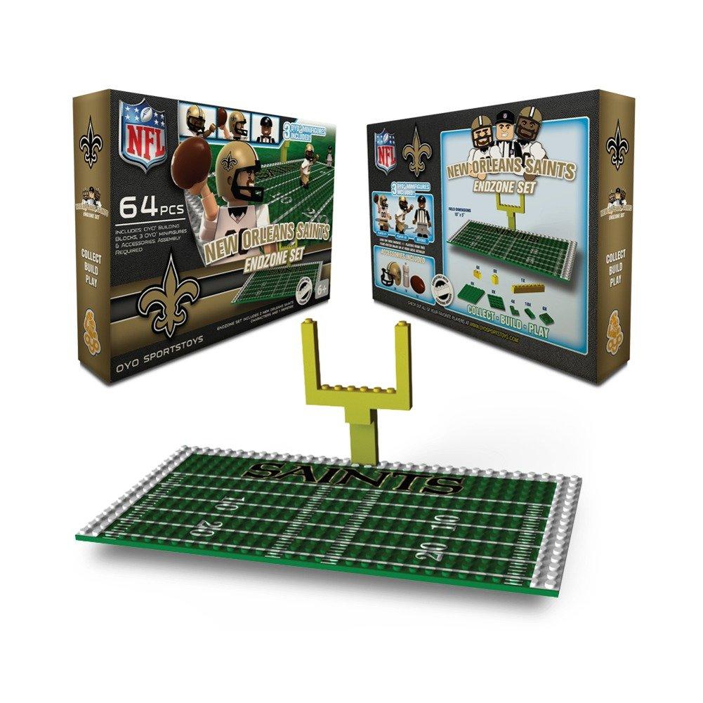 NFL新しいOrleans Saints Endzoneおもちゃセット Saints B00FOWFG8A NFL新しいOrleans B00FOWFG8A, gossip LosAngels officialstore:0a48bf3a --- krianta.ru