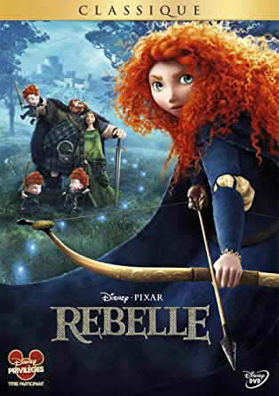 rebelle pixar