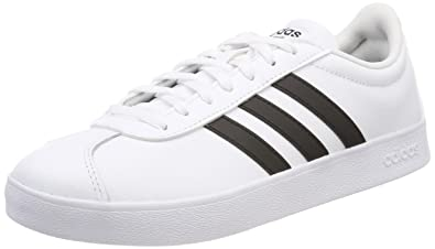 adidas Men s Vl Court 2.0 Low-Top Sneakers  Amazon.co.uk  Shoes   Bags 5f88a0358