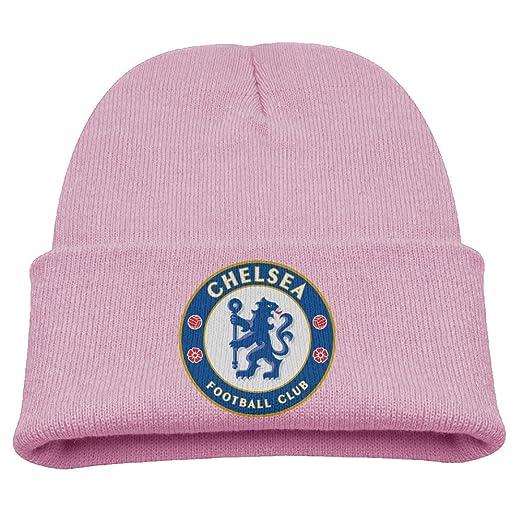 c411c324a49 Amazon.com  SuperFF Kid s Chelsea Football Club Beanie Cap Knit Cap Woolen  Hat (7843635756279)  Books